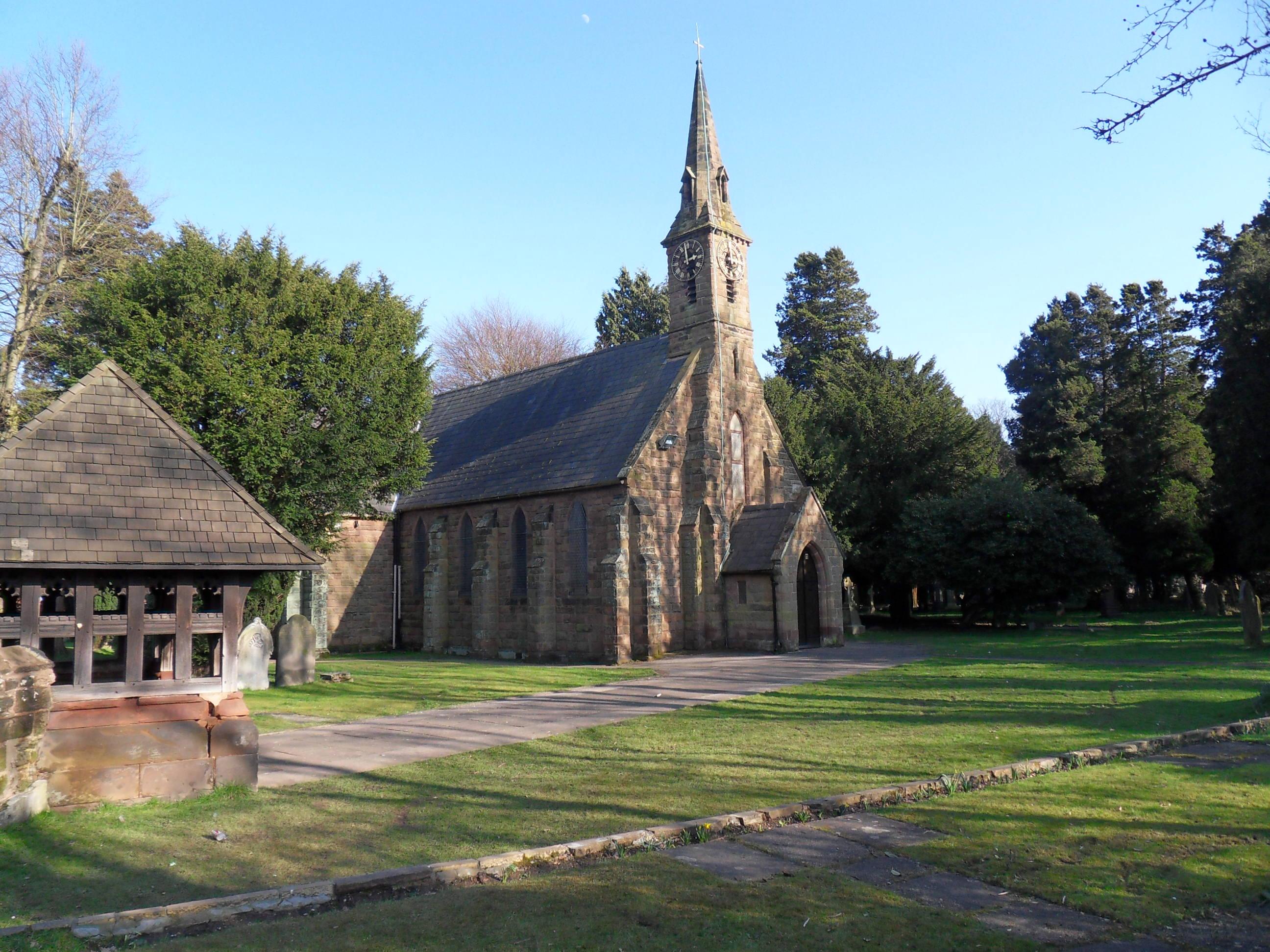 Church wood